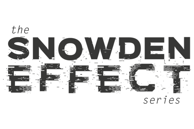 Snowden Effect Series Logo